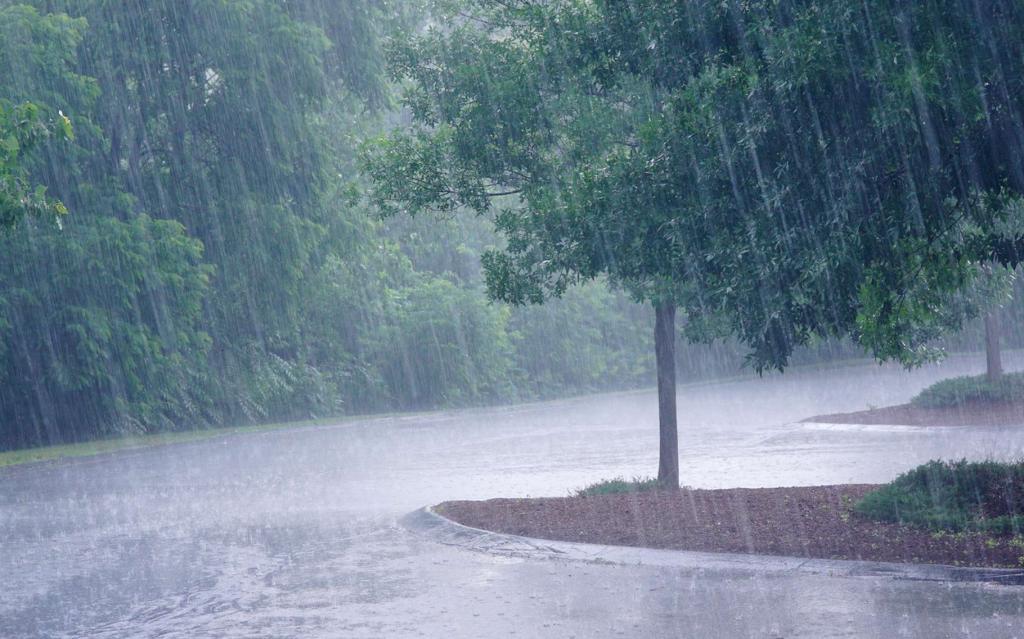 Météo: La quasi-totalité du pays sous la pluie et les orages
