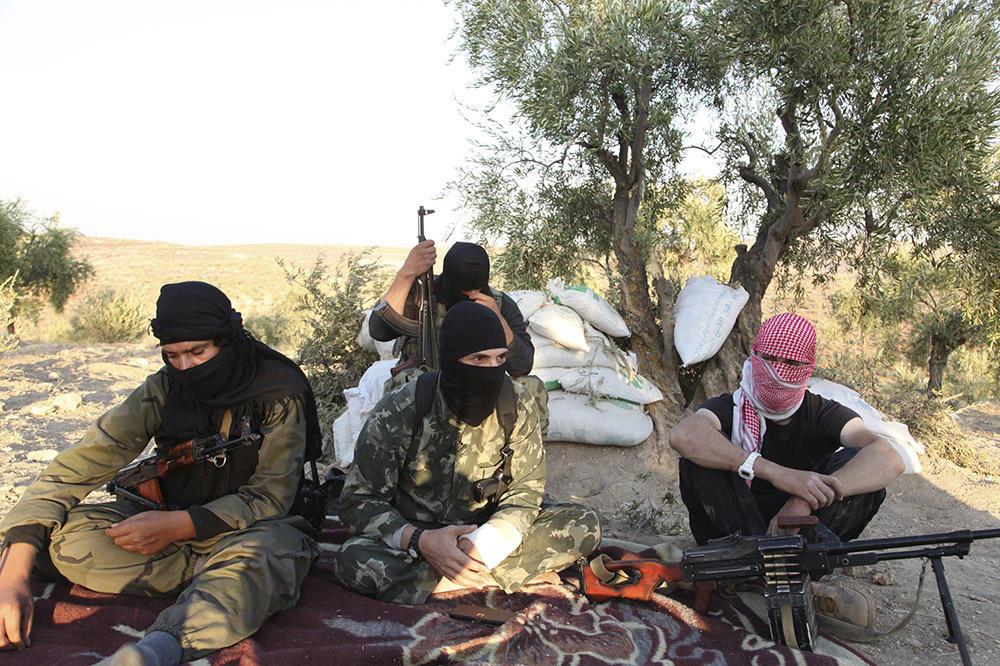 Les armes utilisées au Sahel viennent d'Europe, selon un enquête d'Amnesty