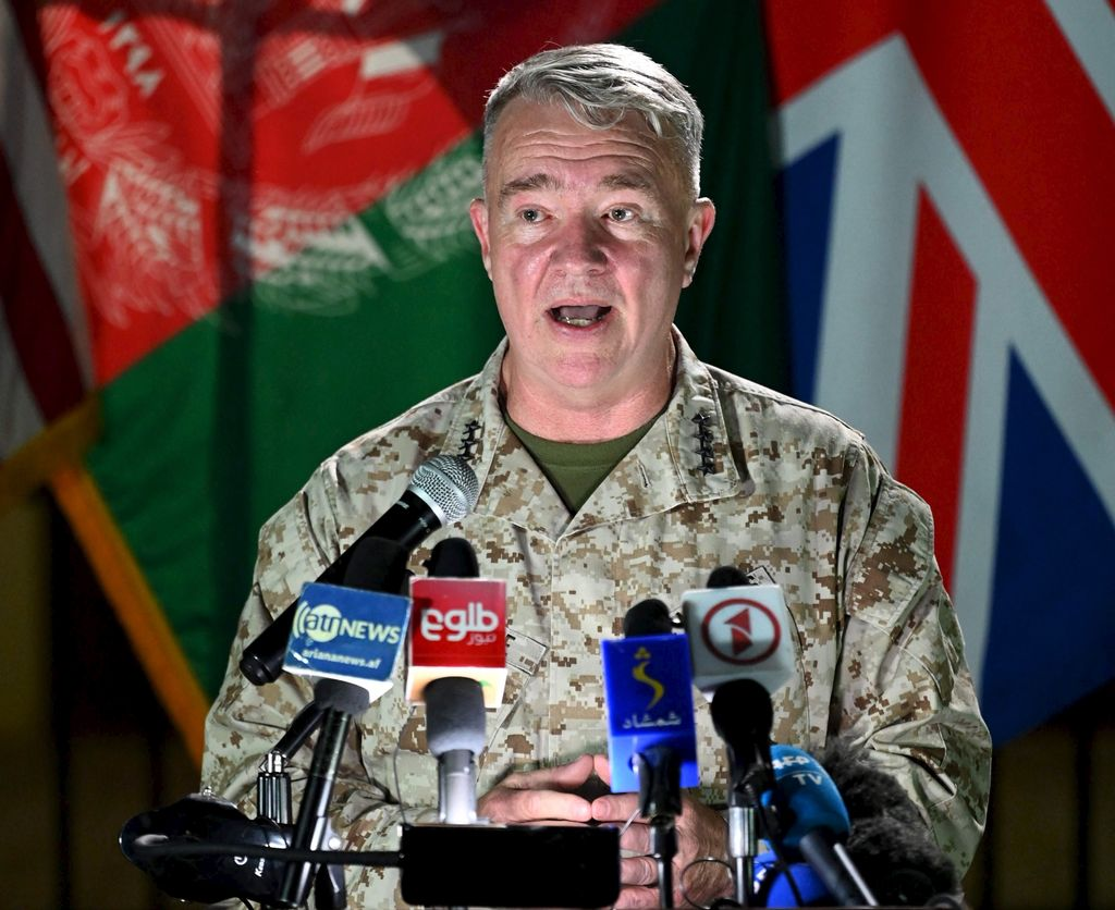 Treize militaires américains tués à Kaboul : Le général McKenzie des représailles contre l'EI