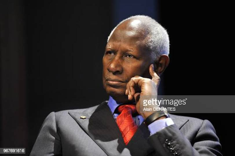 """Les révélations d' Abdou Diouf, """" C'est Paul Biya qui m'a supplié d'accueillir Habré au Sénégal"""""""