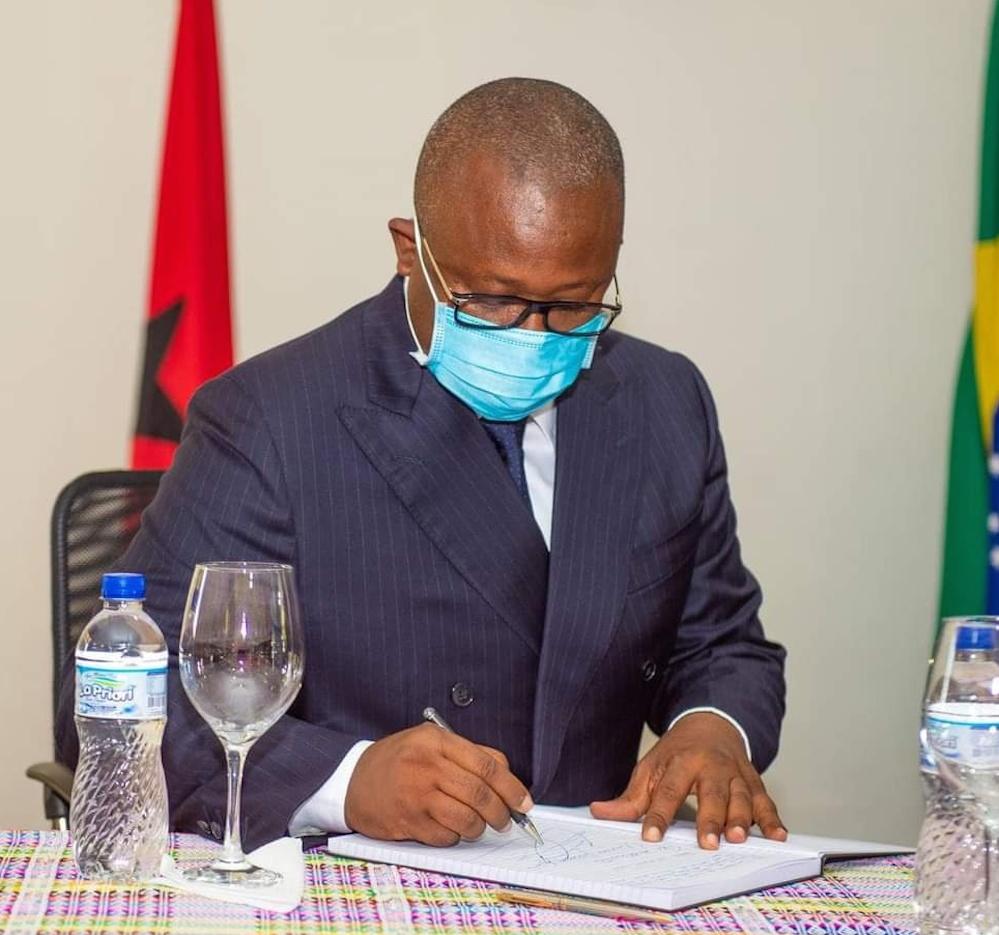La Guinée Bissau rend hommage à Alioune Badara Cissé Cissé