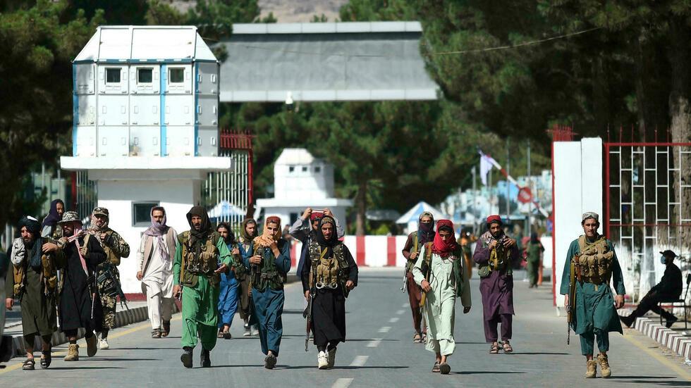 Afghanistan : les évacuations touchent à leur fin