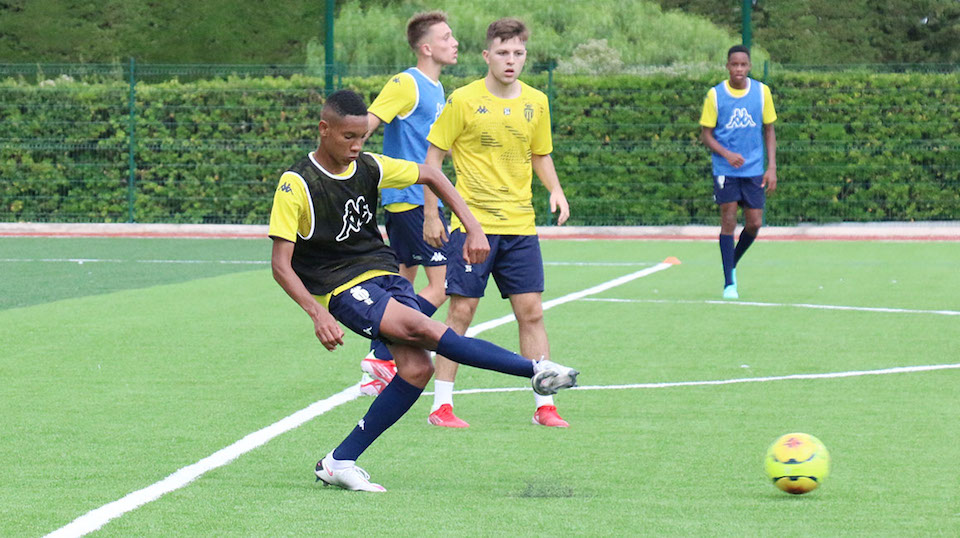 Monaco : Qui est Edan Diop, milieu de terrain des U19 ?