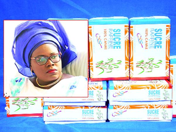 Hausse du prix du sucre : Aminata Assome Diatta prend la défense de la CSS