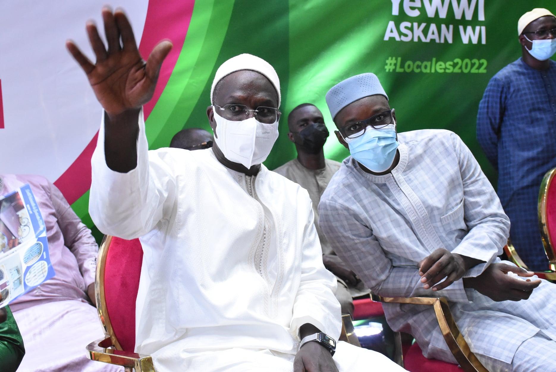 Grande coalition de l'opposition: la charte qui lie désormais Sonko, Khalifa et Cie