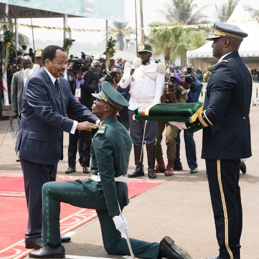 Cameroun : Paul Biya, le plus vieux président d'Afrique aurait fait un toilettage au sein de son armée