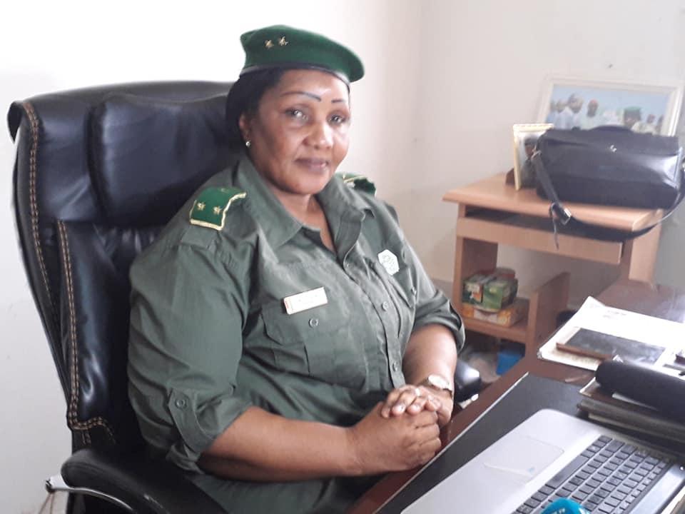Guinée : La générale M'Mahawa Sylla, bombardée à la tête du gouvernorat de Conakry