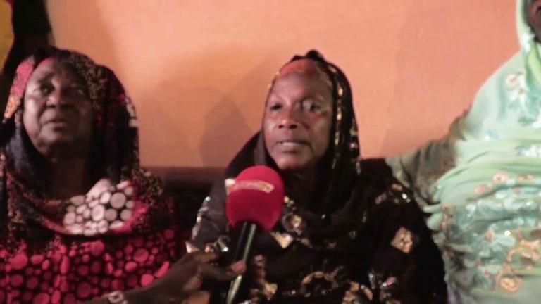 """Hadja Mandjoula Sylla la mère du colonel Doumbouya : """"mon fils a renversé le régime de Condé parce que... """""""