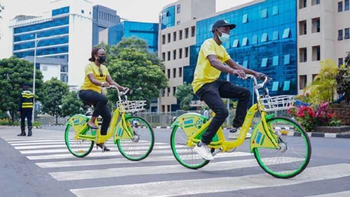 Lutte contre le réchauffement climatique :Le Rwanda intégrer les vélos dans leur système de transport en commun