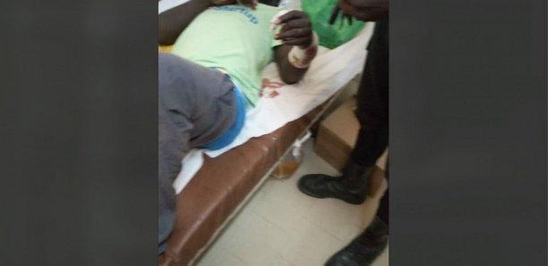 Touba : Un agresseur ouvre le feu sur un commerçant