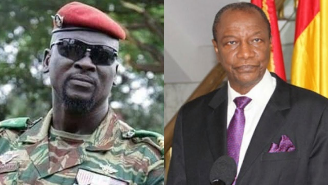 Libération d'Alpha Condé : Le colonel Mamadi Doumbouya dit non à la CEDEAO