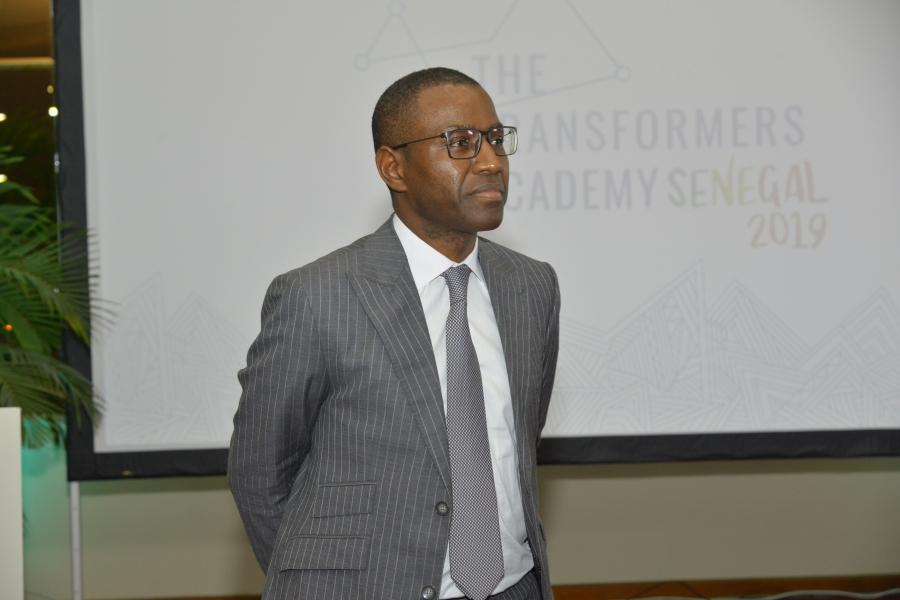 Amadou Hott retourne se confesse : «Les statistiques de l'Ansd sont claires, c'est du béton»