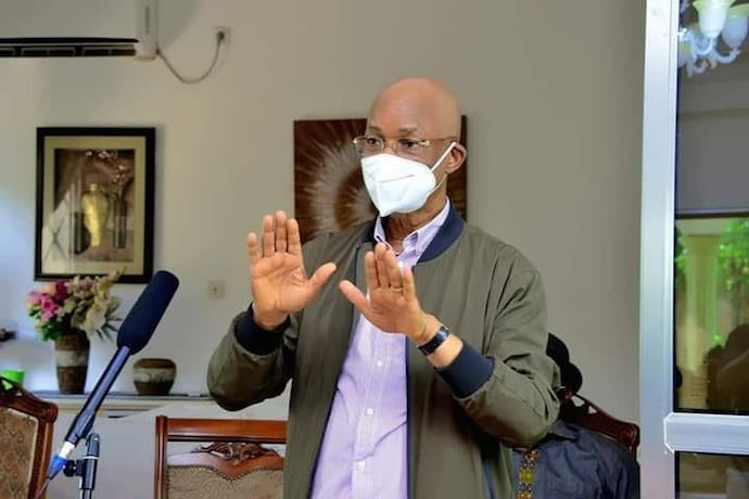 """Cellou Dalein Diallo recadre ses militants: """"Je vous demande d'arrêter..."""""""
