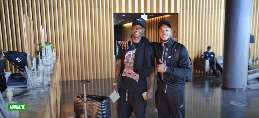 Match Sénégal vs Namibie : les premiers lions arrivent en regroupement