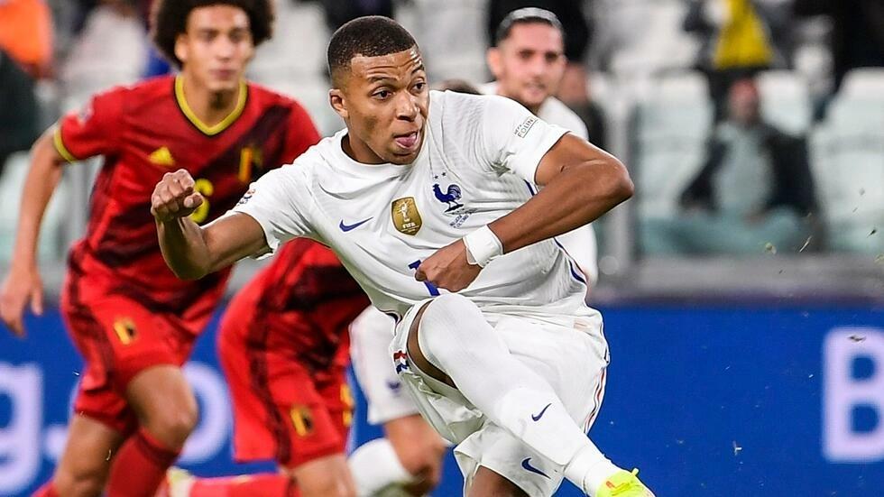 Ligue des nations: au bout du suspense, l'équipe de France renverse la Belgique