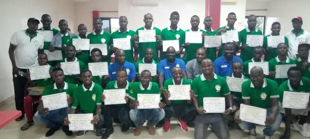 Kolda : Licence D CAF, fin de la première vague de la formation des stagiaires