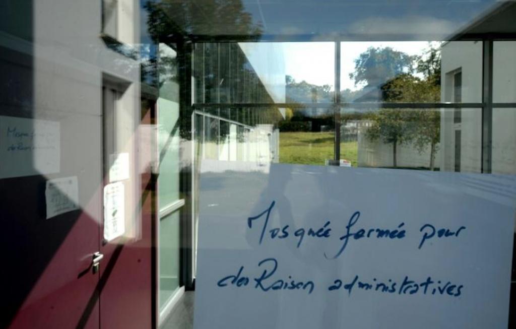France: le ministre de l'Intérieur ferme la mosquée d'Allonnes et son école Coranique
