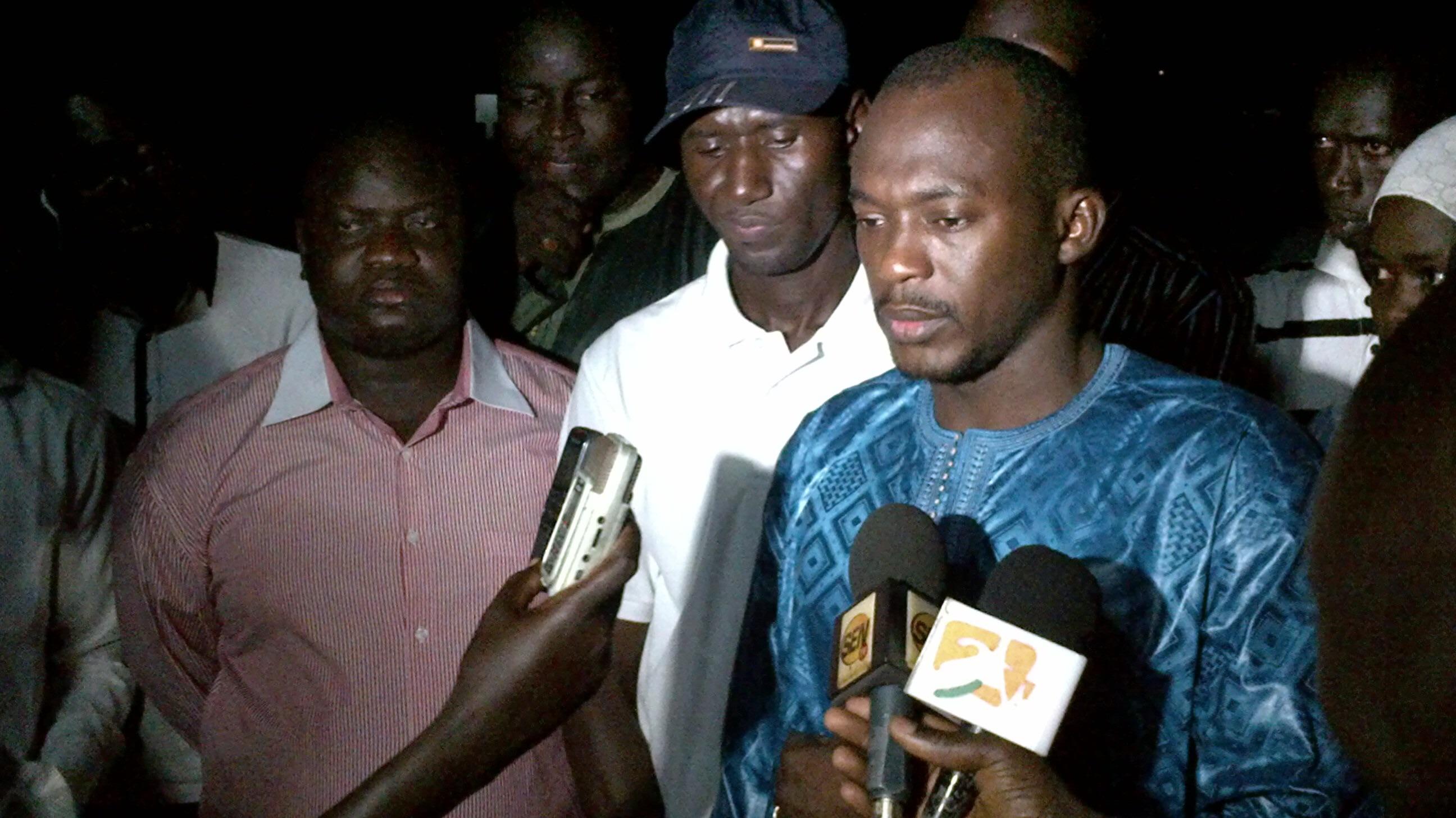 Attaque contre Cissé Lo: Abdou Ndiaye réplique «la seule question que nous posons à IDY, est ce qu'il est compétent ? »