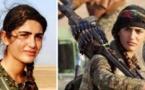 "Daesh a tué ""l'Angelina Jolie kurde"""