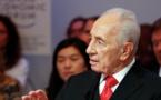 Israël: l'ex-président Shimon Peres dans un état «grave »