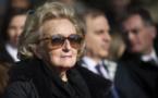 Après son mari, Bernadette Chirac hospitalisée aussi à Paris