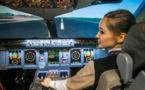 A 23 ans, elle est la plus jeune pilote de ligne russe!