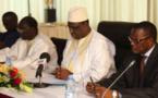 Elections legislatives: Tanor, Niasse, Me Diouf, Robert Sagna au Palais