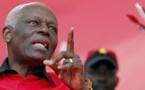 Angola: Dos Santos ne se présentera pas à un nouveau mandat en 2017