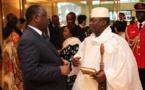 Le président Macky Sall félicite le nouveau président Gambien