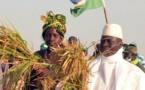 Jammeh, après sa défaite :«Je vais me replier dans mon village, pour devenir un paysan »