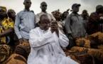 Adama Barrow sur sa conversation téléphonique avec Macky Sall:« il m'a parlé en pulaar et ça m'a réconforté »