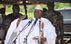 Jammeh répond : « La Gambie ne sera pas colonisée ou réduite en esclavage, cela n'arrivera pas » (Regardez)