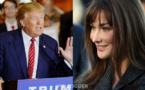 Donald Trump affirme avoir couché avec Carla Bruni-Sarkozy