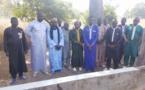 Le Dr Tito Tamba, nouveau patron du PDS à Bignona et Cie rendent hommage à Oumar Lamine Badji