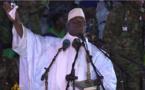 Yaya Jammeh:« ce qui m'opposait à plusieurs Gambiens, c'est leur manque de...» (Regardez)