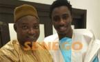 Apres avoir déplumé Jammeh, Wally Seck est désormais avec le Président Adama Barow