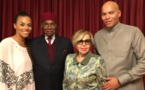 ELECTIONS LÉGISLATIVES:  Me Abdoulaye Wade et sa famille en renfort