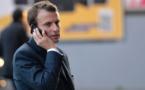 Le nouveau président Français a appelé Macky Sall