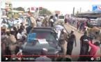 Regardez: les ministres Youssou Ndour, Mame Mbaye Niang et Jules Diop quittent Grand Yoff dans les conditions difficiles