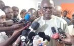Ousmane Tanor Dieng dément :« il n'y a pas de malaise au HCCT. On est surpris...»