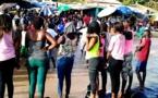 """Vidéo: Journée """"zéro prostituion""""  lancée par les jeunes filles de Ngor"""