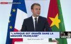 """Vidéo: Macron humilie le président Burkinabé et ses étudiants """"Vous m'avez parlé comme si j'étais le Président du Faso"""""""