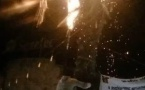 Ziguinchor: La fête du 31 décembre perturbée  par un incendie (Regardez)
