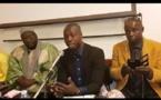 """Moustapha Diouf du mouvement """"Alsak """" à Macky: «Notre candidat est belle et bien Karim Wade...Tous vos manœuvres et manigances ont pour but de l'écarter »"""