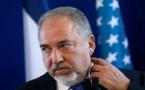 Israël : le ministre de la Défense, Avigdor Liberman, démissionne