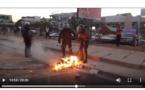 """Vidéo:  Regardez la gendarmerie sort des gros moyens pour """"mater"""" des opposants"""