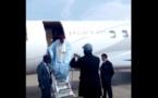 Vidéo: Les images exclusives de la descente d'avion de Me Wade
