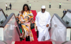 Macky Sall et Marième Faye partent en vacances