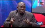 Accusé d'avoir politisé le sport, Baba Tandian répond à ses détracteurs: «Macky mérite notre soutien parce que...»