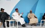 Insécurité au Sahel: Déby, Issoufou et IBK tirent sur les occidentaux à Paris